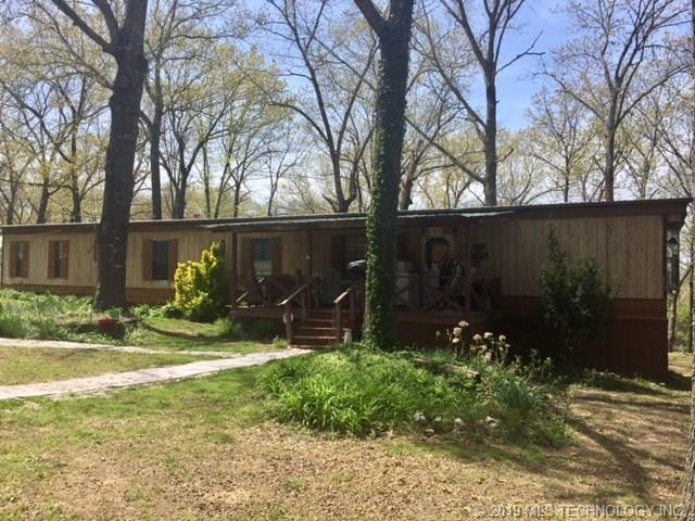 28397 S 573 Road, Welling, OK 74471 (MLS #1902653) :: Hopper Group at RE/MAX Results