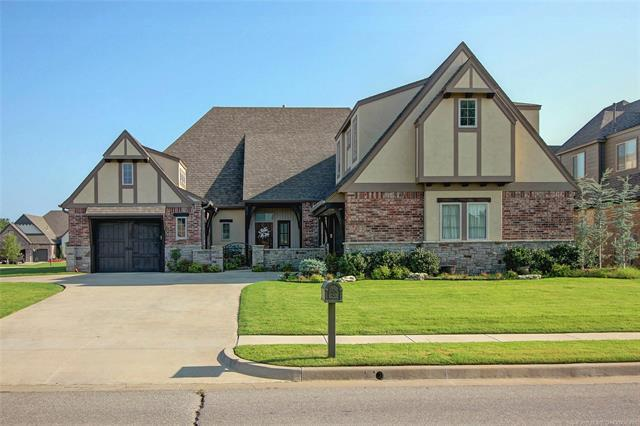 10405 E 124th Place S, Bixby, OK 74008 (MLS #1902910) :: Hopper Group at RE/MAX Results