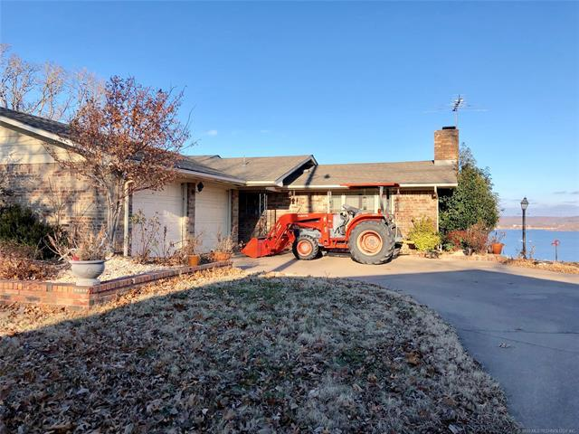329 Big Bluff Road, Pryor, OK 74361 (MLS #1902957) :: Hopper Group at RE/MAX Results