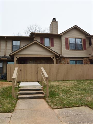 4607 E 93rd Court 18C, Tulsa, OK 74137 (MLS #1903639) :: Hopper Group at RE/MAX Results