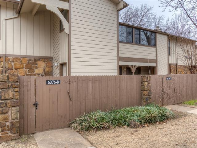 6376 S 80th East Avenue 41B, Tulsa, OK 74133 (MLS #1904670) :: Hopper Group at RE/MAX Results