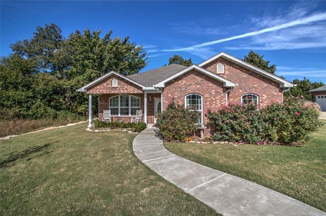 4203 Greentree Way 49A, Sand Springs, OK 74063 (MLS #1905268) :: Hopper Group at RE/MAX Results