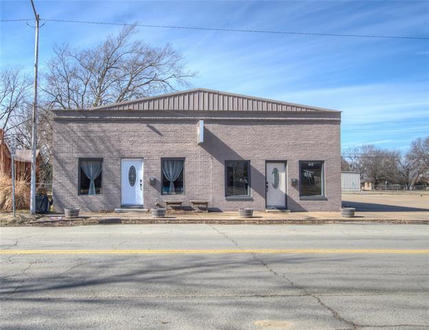 412 S Hughes Street, Morris, OK 74445 (MLS #1905391) :: Hopper Group at RE/MAX Results