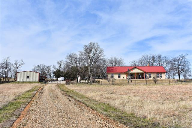 2575 Meadow Lane, Hugo, OK 74743 (MLS #1905718) :: Hopper Group at RE/MAX Results