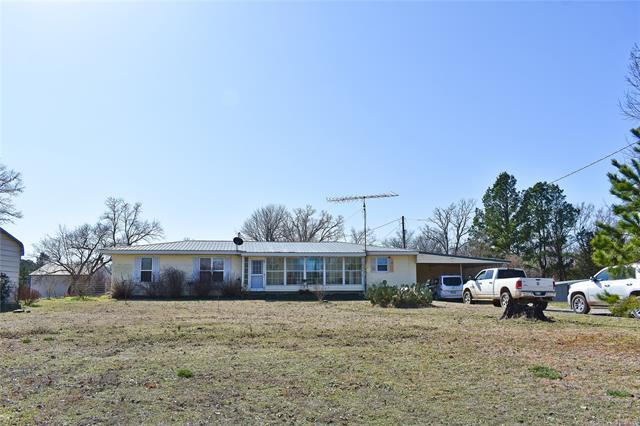 22860 E Hwy 3, Antlers, OK 74523 (MLS #1905789) :: Hopper Group at RE/MAX Results