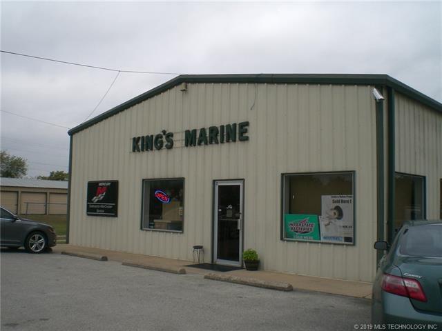 1020 E Ketchum Avenue, Ketchum, OK 74349 (MLS #1905985) :: Hopper Group at RE/MAX Results