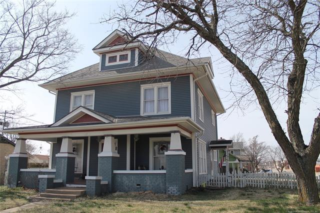 121 N Little Avenue, Cushing, OK 74023 (MLS #1906299) :: Hopper Group at RE/MAX Results