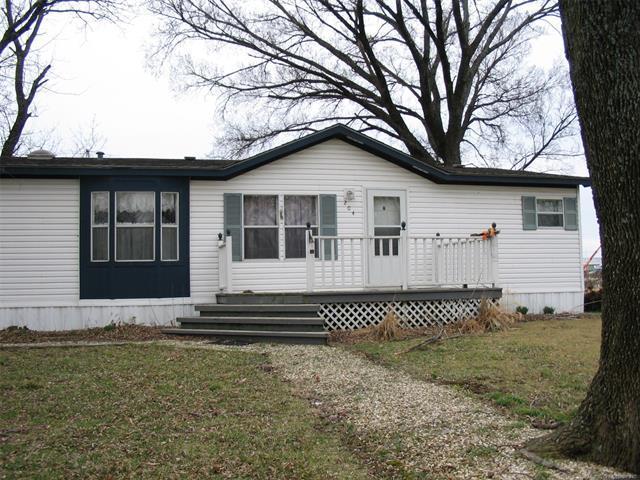 204 S Will Penn Street, Adair, OK 74330 (MLS #1907960) :: Hopper Group at RE/MAX Results