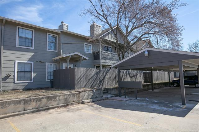 9012 S College Avenue #2009, Tulsa, OK 74137 (MLS #1908248) :: Hopper Group at RE/MAX Results