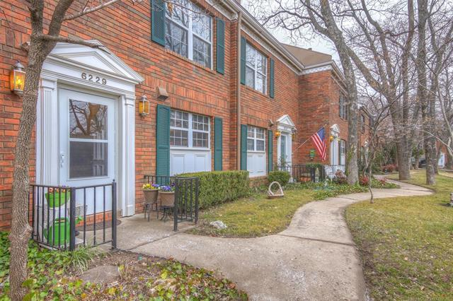 6229 S Yorktown Avenue #1039, Tulsa, OK 74136 (MLS #1908834) :: Hopper Group at RE/MAX Results