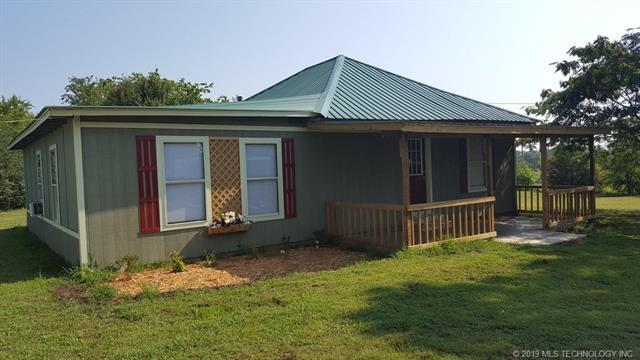 417819 E 1870 Road, Antlers, OK 74523 (MLS #1908924) :: Hopper Group at RE/MAX Results