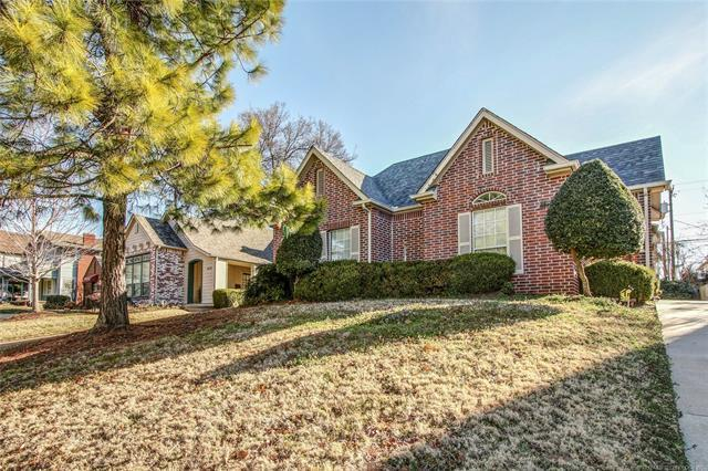 1419 S Guthrie Avenue, Tulsa, OK 74119 (MLS #1909130) :: Hopper Group at RE/MAX Results