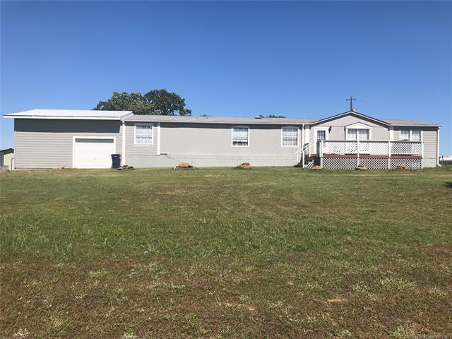 30229 S Highway 71 Highway, Quinton, OK 74561 (MLS #1909692) :: Hopper Group at RE/MAX Results