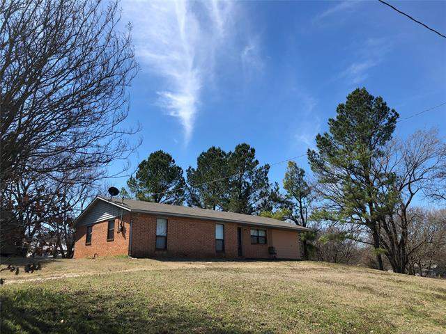 623 4th Street, Calvin, OK 74531 (MLS #1909741) :: Hopper Group at RE/MAX Results