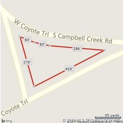 4205 S Campbell Creek Road, Sand Springs, OK 74063 (MLS #1909783) :: RE/MAX T-town
