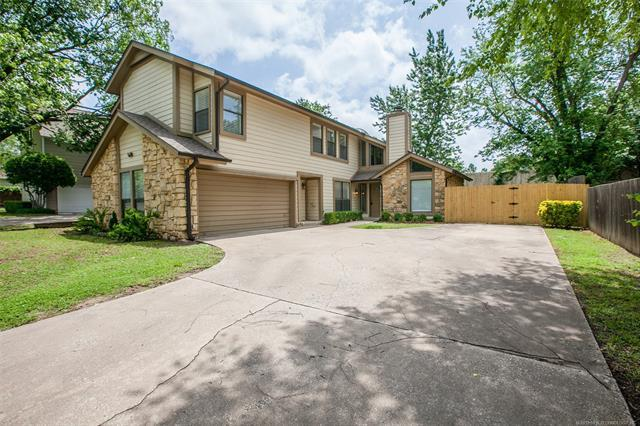6418 E 94th Place, Tulsa, OK 74137 (MLS #1909797) :: Hopper Group at RE/MAX Results