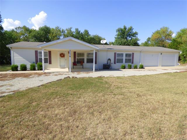 2176 Lodgeview Road, Eufaula, OK 74432 (MLS #1910067) :: Hopper Group at RE/MAX Results