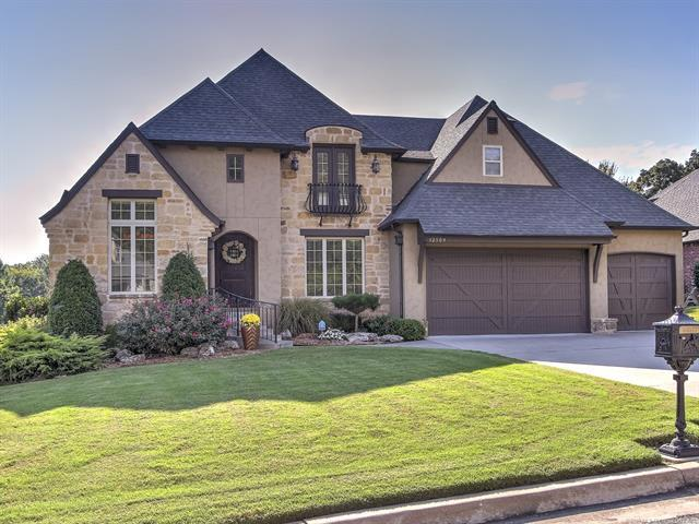 12509 S 13th Place, Jenks, OK 74037 (MLS #1910220) :: American Home Team