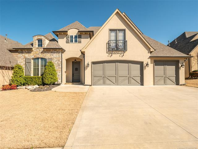 5851 E 145th Street S, Bixby, OK 74008 (MLS #1910321) :: Hopper Group at RE/MAX Results