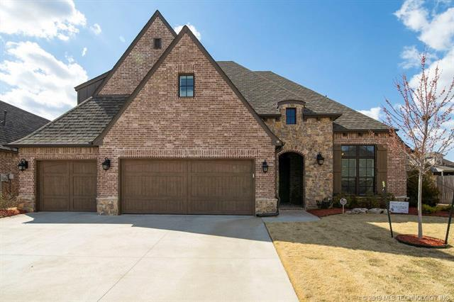 11010 S Kennedy Street, Jenks, OK 74137 (MLS #1910371) :: RE/MAX T-town