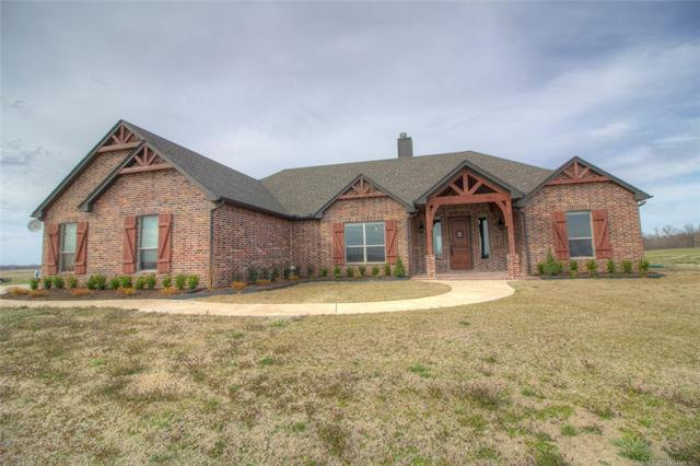 3275 E 400 Road, Oologah, OK 74053 (MLS #1910488) :: Hopper Group at RE/MAX Results
