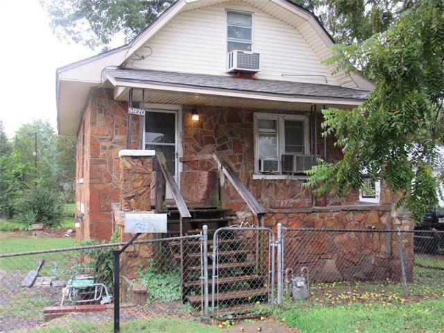 5920 W 8th Street, Tulsa, OK 74127 (MLS #1910494) :: RE/MAX T-town