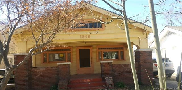 1548 S Yorktown Avenue, Tulsa, OK 74104 (MLS #1910506) :: RE/MAX T-town