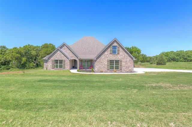 21200 S 4205 Road, Claremore, OK 74019 (MLS #1910518) :: Hopper Group at RE/MAX Results