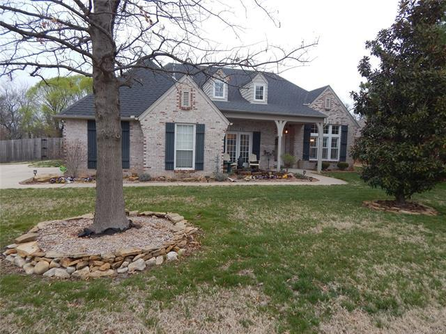 3208 Callaway Drive, Claremore, OK 74019 (MLS #1910748) :: Hopper Group at RE/MAX Results