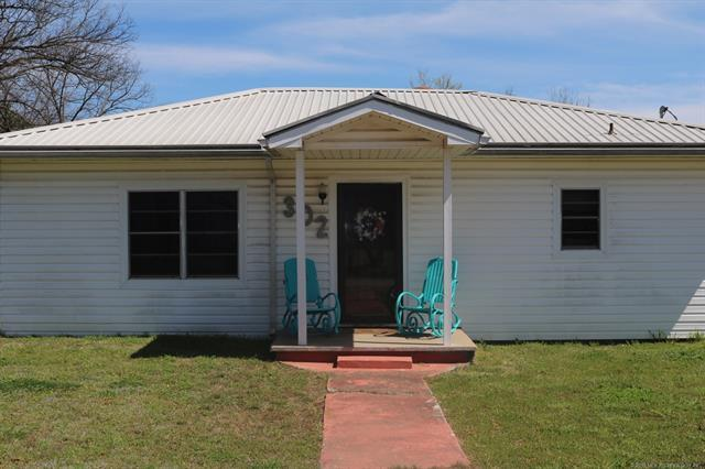 302 S Dexter Street, Ravia, OK 73455 (MLS #1910958) :: Hopper Group at RE/MAX Results