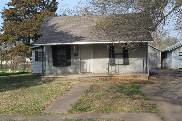 623 S Harrison Avenue, Cushing, OK 74023 (MLS #1911113) :: Hopper Group at RE/MAX Results