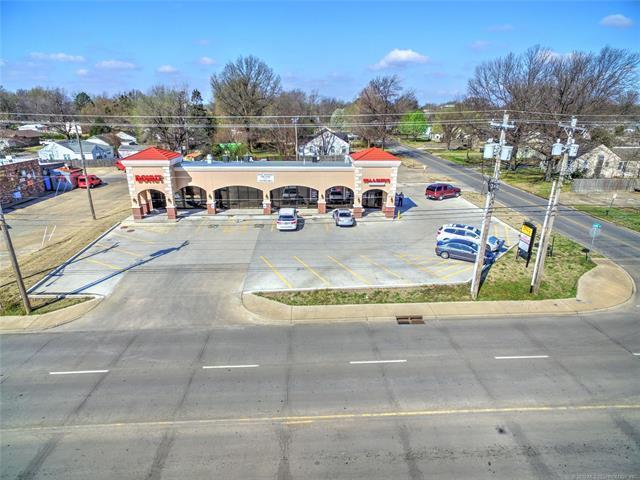 407 N York Street, Muskogee, OK 74403 (MLS #1911153) :: Hopper Group at RE/MAX Results