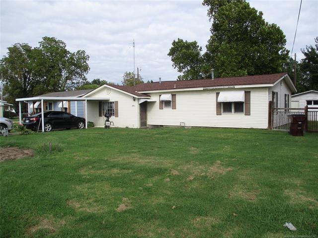 302 J. Street, Eufaula, OK 74432 (MLS #1911516) :: Hopper Group at RE/MAX Results