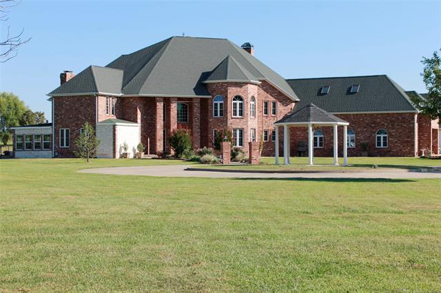 1577 N 433 Road, Pryor, OK 74361 (MLS #1911694) :: 918HomeTeam - KW Realty Preferred