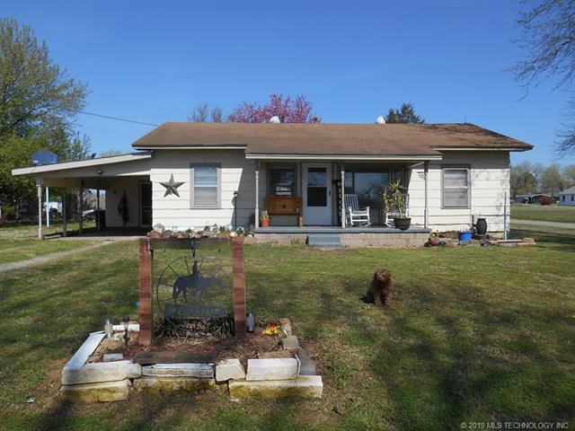 208 NE Keese Street, Keota, OK 74941 (MLS #1912078) :: Hopper Group at RE/MAX Results