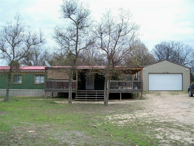 420596 E 1173 Road, Eufaula, OK 74432 (MLS #1912507) :: Hopper Group at RE/MAX Results