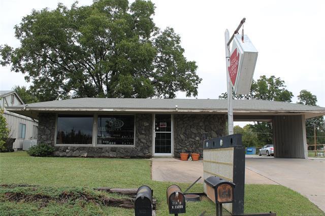 705 W Caddo Street, Cleveland, OK 74020 (MLS #1912674) :: 918HomeTeam - KW Realty Preferred