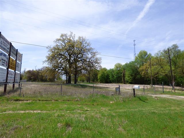 418344 Texanna Road, Eufaula, OK 74432 (MLS #1912784) :: Hopper Group at RE/MAX Results
