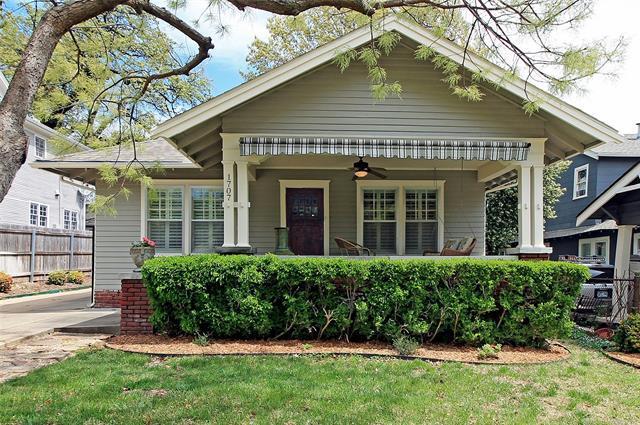 1707 S Rockford Avenue, Tulsa, OK 74120 (MLS #1912818) :: Hopper Group at RE/MAX Results