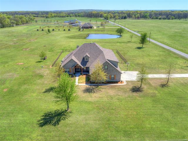 24042 N 3980 Road, Bartlesville, OK 74006 (MLS #1913179) :: Hopper Group at RE/MAX Results