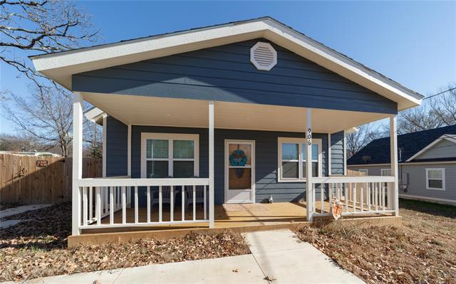 906 S D Street, Mcalester, OK 74501 (MLS #1913200) :: Hopper Group at RE/MAX Results