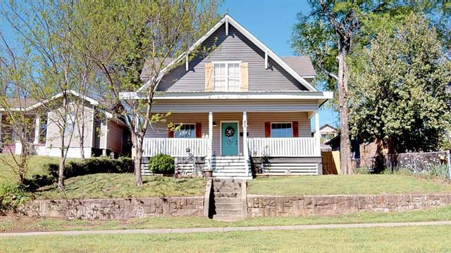 406 N Mckinley Avenue, Sand Springs, OK 74063 (MLS #1913206) :: Hopper Group at RE/MAX Results