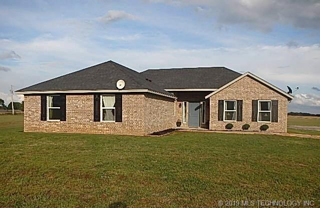 406 Nowata Rt 1 Road, Nowata, OK 74048 (MLS #1913220) :: Hopper Group at RE/MAX Results