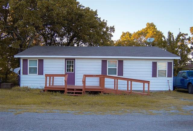 57 Hilltop Road, Mcalester, OK 74501 (MLS #1913297) :: Hopper Group at RE/MAX Results