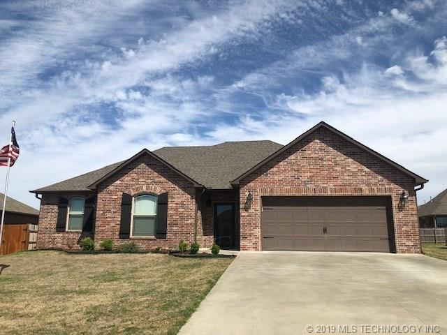 3804 Crestview Drive, Muskogee, OK 74403 (MLS #1913333) :: Hopper Group at RE/MAX Results
