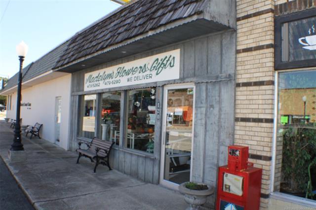 120 E Main Street, Locust Grove, OK 74352 (MLS #1913587) :: Hopper Group at RE/MAX Results