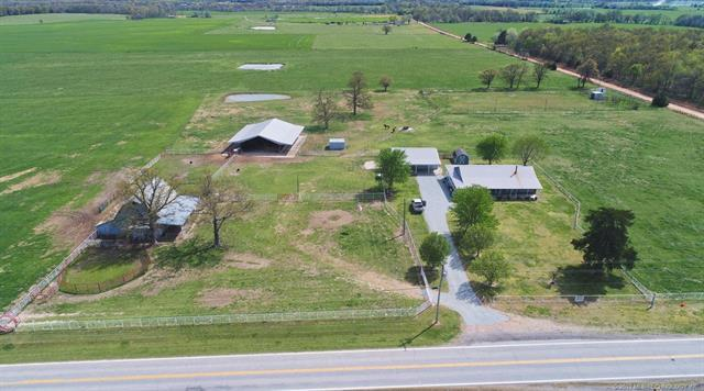 14809 Hwy 116, Colcord, OK 74338 (MLS #1913709) :: Hopper Group at RE/MAX Results