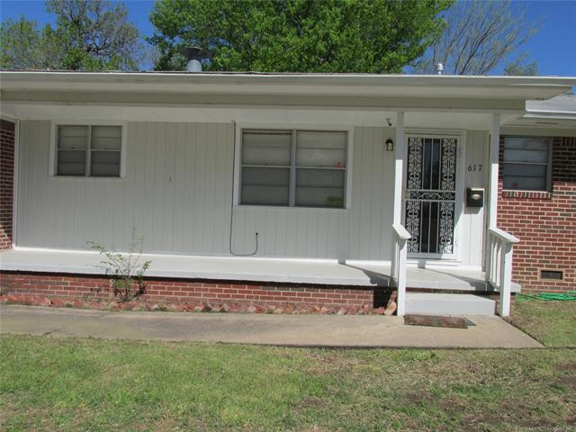 617 S 67th East Avenue, Tulsa, OK 74112 (MLS #1913803) :: Hopper Group at RE/MAX Results