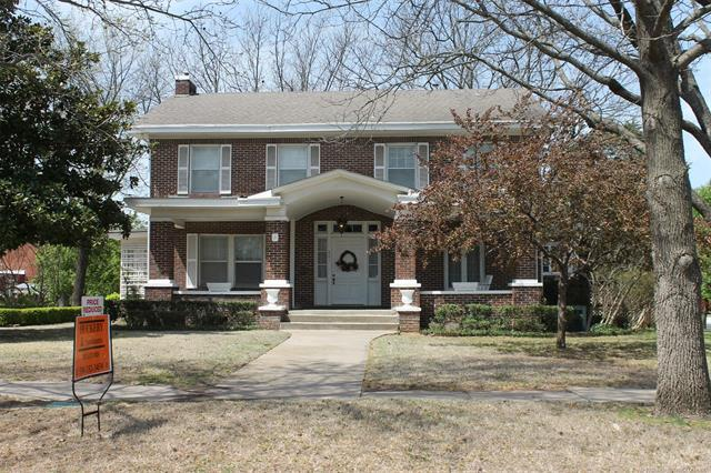 801 S Townsend Street, Ada, OK 74820 (MLS #1913887) :: Hopper Group at RE/MAX Results