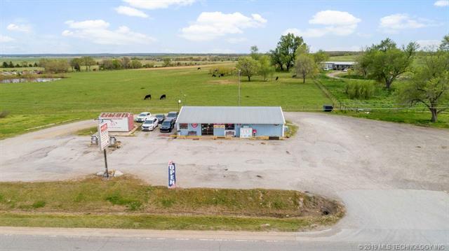 434103 E Highway 66 Highway, Vinita, OK 74301 (MLS #1913976) :: Hopper Group at RE/MAX Results